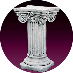 Marble Cement Columns